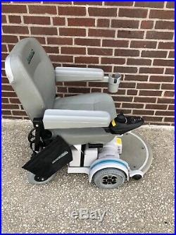 Preowned Hoveround MPV5 Power Wheelchair W Charger Owners Manual NEW Batteries