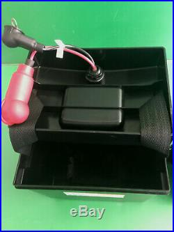 Pride Battery Boxes with Wiring Harness for Jazzy 1113 ATS Power Wheelchair #D126