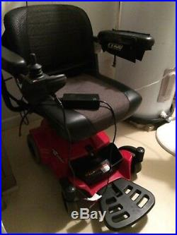 Pride Go Chair. Gently used, New Battery. NO SHIPPING! LOCAL PICKUP ONLY