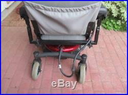 Pride Jazzy 1103 Ultra Electric Wheelchair Power Seat Elevate New Batteries