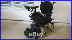 Pride Jazzy 1103 Ultra Electric Wheelchair Power Seat Elevates New Batteries