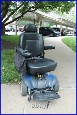 Pride Jazzy ES Power Electric Mobility Wheelchair 12-Volt, Deep Cycle Batteries