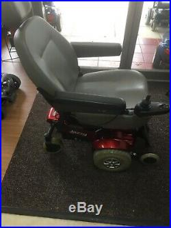 Pride Jazzy Electric Power Wheel Chair New Batteries