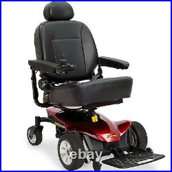 Pride Jazzy Elite ES Portable Battery Operated Remote Control Power Wheelchair