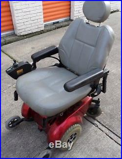 Pride Jazzy Jet 3 Power Chair, Pre-Owned, Runs Well, New Tires & Battery