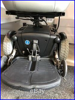 Pride Jazzy Power Wheel Chair, Model 1103, Needs Battery, Pickup Only