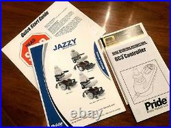 Pride Jazzy Select 6 Power Wheelchair. Brand New Batteries. Works Great