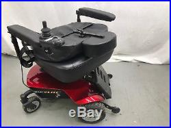Pride Jazzy Select Elite Power Wheelchair 21 Seat New Batteries Free Shipping