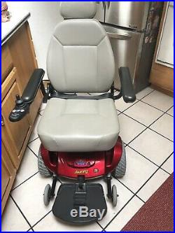 Pride Jazzy Select GT Mobility Power Chair New Batteries