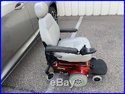 Pride Jazzy Select GT Mobility Power Chair New Batteries Pickup Cincinnati Oh