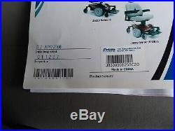 Pride Jazzy Select Mobility Wheelchair New Batteries Works Great