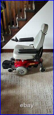 Pride Jazzy Select Power Wheelchair New Batteries Included
