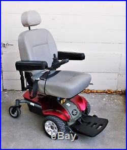 Pride Jazzy Tss-300 Power Wheelchair With New Batteries