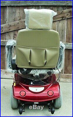 Pride Liberty 312 Electric Power WHEELCHAIR 0HR OF USE WITH VERY GOOD BATTERIES