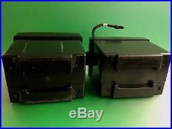 Pride Mobility Battery Boxes with Wiring Harness for Jet 7 Power Wheelchair #C650