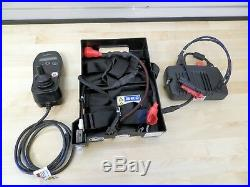 Pride Mobility J6 VA power wheelchair joystick controller and battery tray