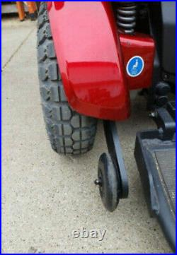 Pride Mobility JAZZY 1450 Electric Wheelchair Excellent Condition/New Battery
