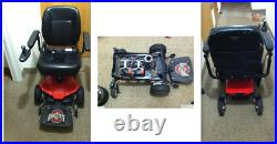 Pride Mobility JAZZY Select Elite POWER/WHEEL CHAIR New Batteries, Tires & Wheels