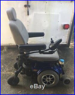 Pride Mobility Jazzy 1121 Power Wheelchair New Batteries 7/27/19