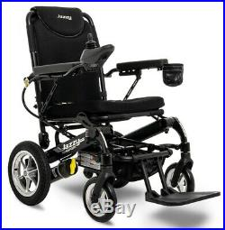 Pride Mobility Jazzy Passport Electric Power Chair with 10.4 Lithium-Ion Battery