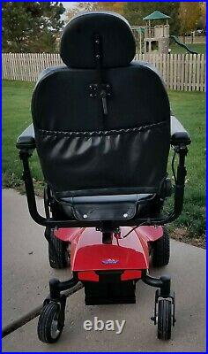 Pride Mobility Jazzy Select Elite Power Chair New Batteries, Charger plus more