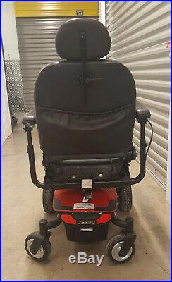 Pride Mobility Jazzy Select Elite Power Wheelchair With NEW Batteries