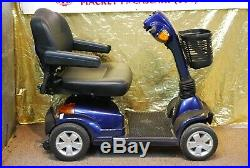 Pride Mobility Maxima 4-Wheel Electric Scooter Wheelchair HD NEW BATTERIES