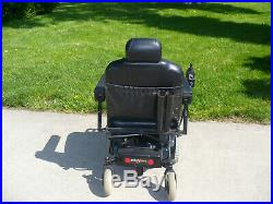Pride Mobility MiniJazzy Power Wheelchair with New Batteries USED