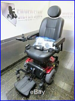 Pride Quantum J6 Power Wheelchair 18 Seating NEW BATTERY MINT Condition