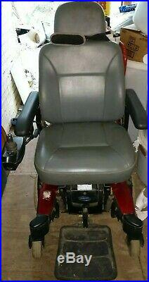 Pronto M51 Power Wheelchair With New Batteries Installed 1/2019-Very Good Cond