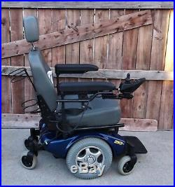 Pronto M91 electric Power wheelchair 4 hr of use on chair with good batteries