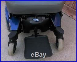 Pronto M91 electric Power wheelchair 4hr of use on chair with New Batteries