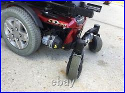 Quantum Q6 Edge Powerchair with Tilt, used WithNEW BATTERIES (FREE SHIPPING)