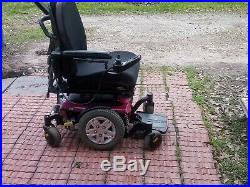 Quantum Q6 Edge Rehab power wheelchairNew batteries chair is in ment condition