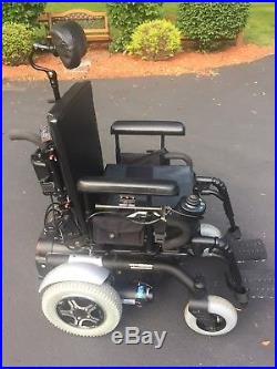 Quantum, R4000, Electric Power Wheel Chair, Tilt, Excellent Cond, New Batteries