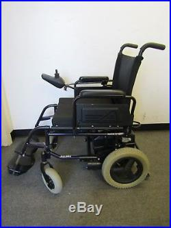 Quickie 121 Power Wheelchair With New Batteries, 17 X 18 Seat. Hard To Find