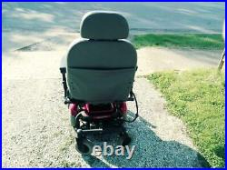 Quickie S-11 Power Chair New Batteries No Reserve