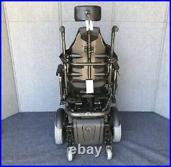 Quickie S-646SE 8.5 MPH, Power Tilt. Just 1 MILE & NEVER USED. DELIVERY POSSIBLY
