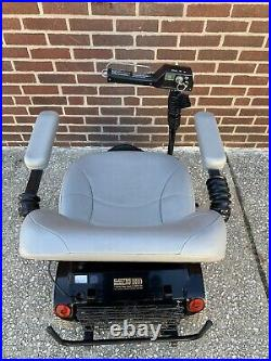 Rare Rascal 255 Power Wheelchair With New Batteries 4 Wheel Mobility Chair