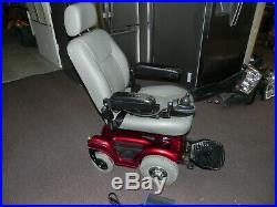 Rascal 318 Power Wheelchair Brand New Batteries Installed