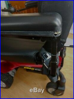 Red Jazzy Select Elite ES-1 2017 Power Chair Battery Charger Included BEAUTIFUL