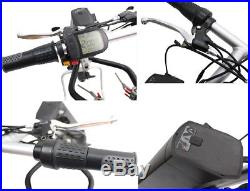 RisunMotor 36V 250W Attachable Electric Handcycle for e-Wheelchair + 9AH Battery