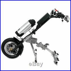 Scooter Attachable Electric Handcycle Handbike Wheelchair 36V/350W 10Ah