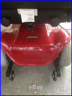 Shop Rider Streamer Sport Mobility Chair Power Wheelchair with TWO NEW BATTERIES
