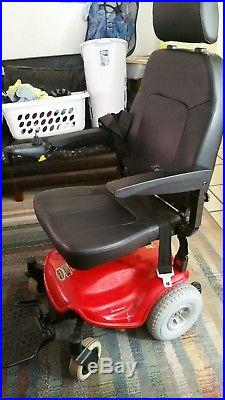 Shoprider Streamer Mobility Scooter Power Wheelchair with New Batteries