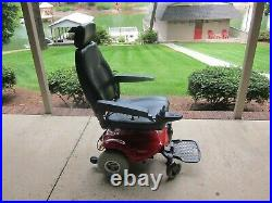 Shoprider Streamer Power Chair Rear Wheel Drive New Batteries Great Condition