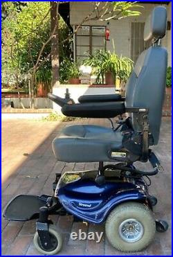 Shoprider Streamer Rear Wheel Drive Power Chair. Great Condition! New Batteries