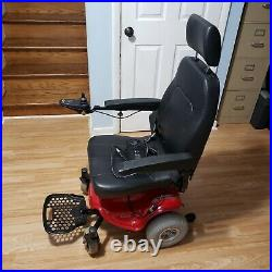 Shoprider Streamer Sport Electric Power Mobility Chair WheelChair NEW BATTERIES