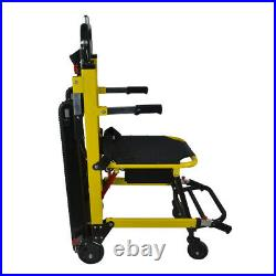 Stair Climbing Wheelchair Motorized Chair Stairlifts Mobility Elevator Battery
