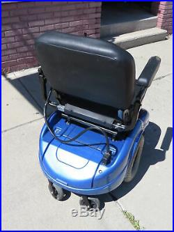 Sunrise Medical Quickie Mobility Power Chair Scooter wCharger (needs battery)